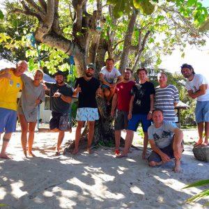 Go Pro Training at Thresher Cove Resort