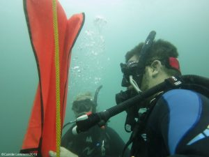 PADI Divemaster course on Malapascua