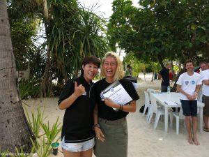 PADI IDC Testimonial by Karen