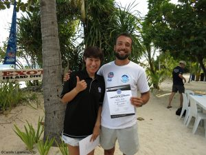PADI IDC Testimonial by Anthony