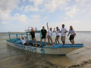 PADI IDC November 2019 and EFRI courses on Malapascua